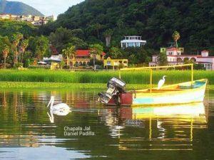 Lake Chapala fishing boat