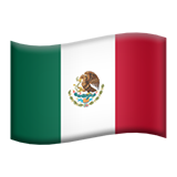 Mexican flag - Contact us