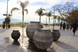 Malecon Fountain